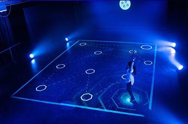 砸球互动游戏 - 三维游戏 - 比拼比赛 - 维莎道卡数字影像制作有限公司