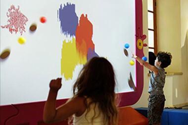 砸球互动游戏 - 幼儿游戏 - 颜色游戏 - 维莎道卡数字影像制作有限公司