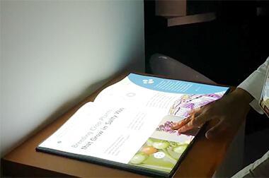 互动翻书投影 - 教育体验 - 书本投影 - 维莎道卡数字影像制作有限公司