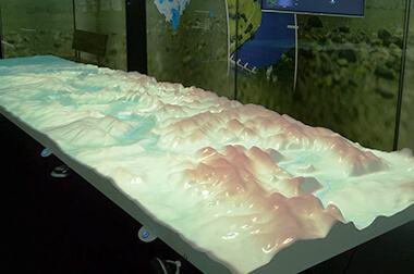 沙盘互动投影 - 儿童体验 - 地球环境 - 维莎道卡数字影像制作有限公司